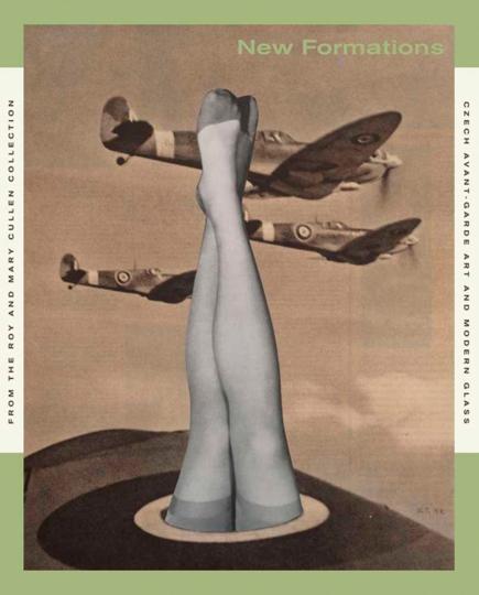 New Formations. Die tschechische Avantgarde und Gläser der Moderne aus der Sammlung von Roy und Mary Cullen.