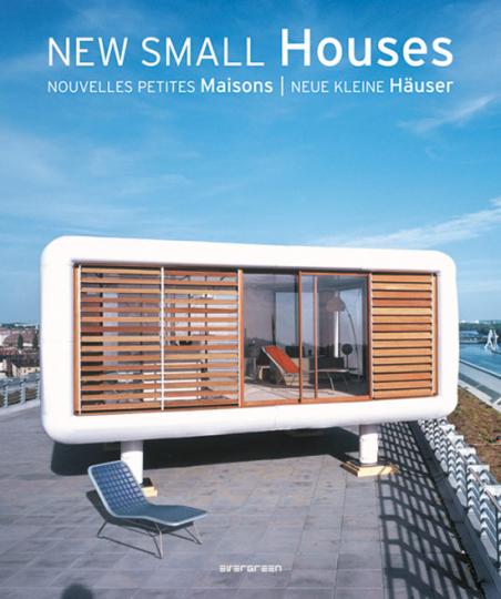 New small Houses. Neue kleine Häuser.