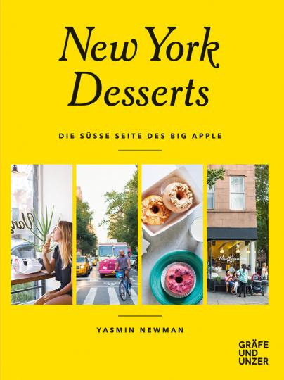 New York Desserts. Die süße Seite des Big Apple.