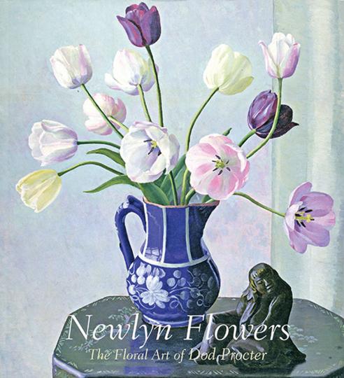 Newlyn Flowers. Blumenbilder von Dod Procter.