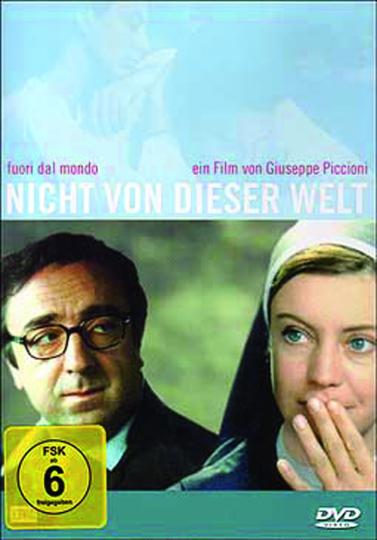 Nicht von dieser Welt. DVD.