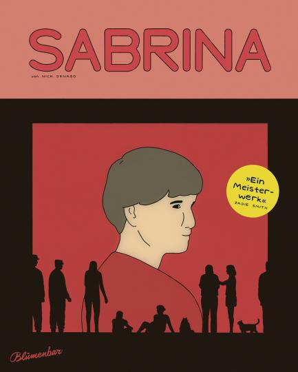 Nick Drnaso. Sabrina. Graphic Novel.