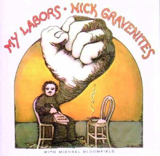Nick Gravenites. My Labours. CD.