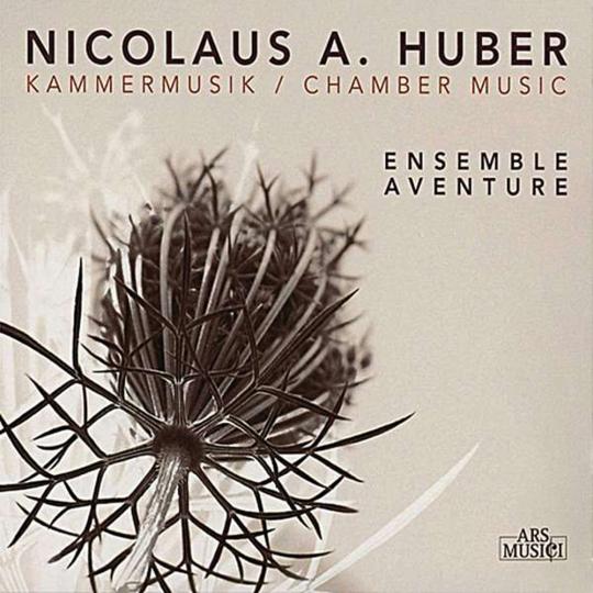 Nicolaus Anton Huber. Kammermusik. CD.