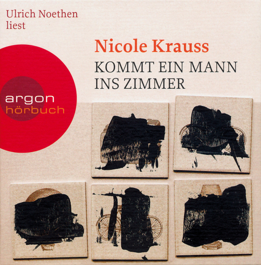 Nicole Krauss. Kommt ein Mann ins Zimmer. 7 CDs.