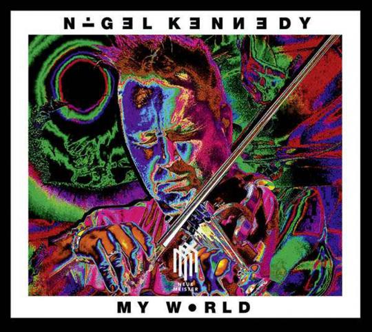 Nigel Kennedy. My World. CD.