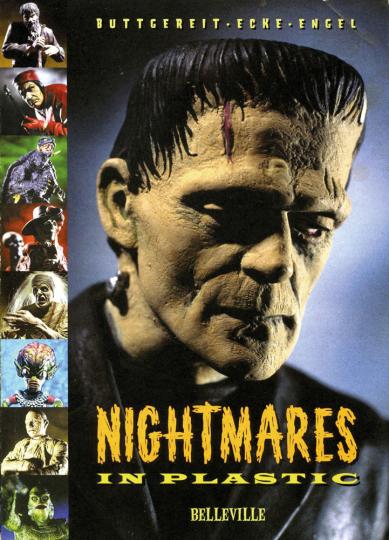 Nightmares in Plastic. Klassiker des Horrorfilms in Kunststoff.