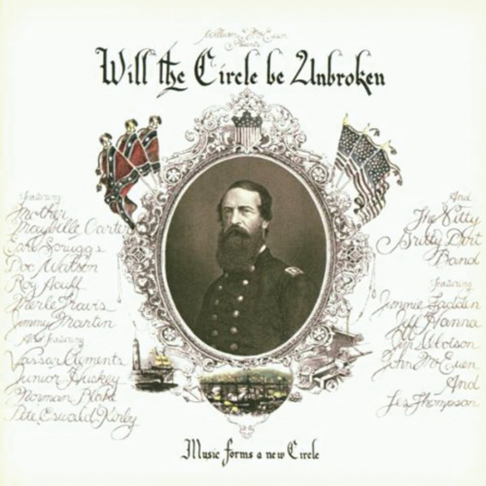 Nitty Gritty Dirt Band. Will The Circle Be Unbroken. 2 CDs.