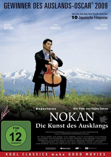 Nokan. Die Kunst des Ausklangs. DVD.