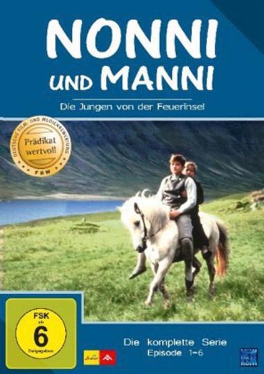 Nonni und Manni. DVD.