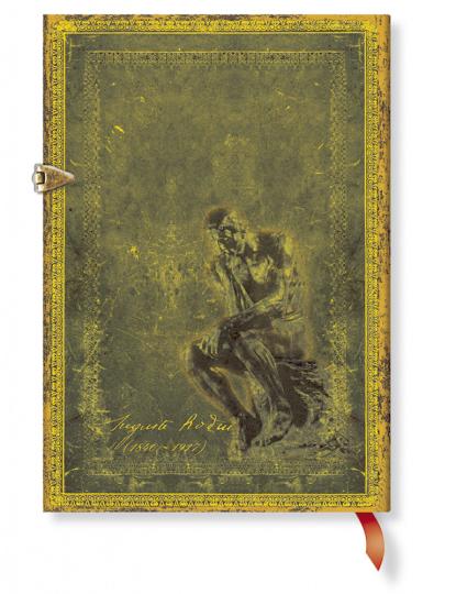 Notizbuch »Rodin«
