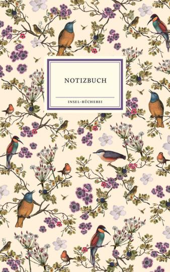 Notizbuch »Insel-Bücherei«, groß.