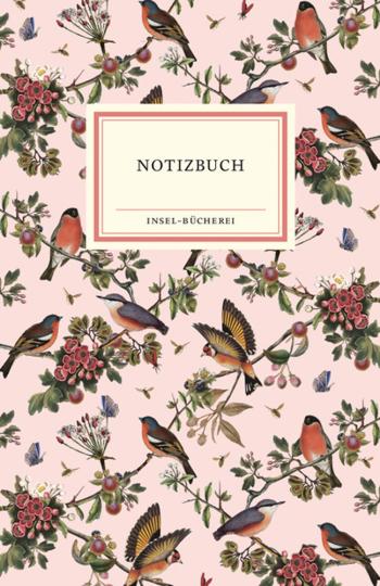 Notizbuch »Insel-Bücherei«, mittel.