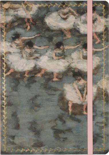 Notizbuch. Pierre Bonnard »Tänzerinnen«.