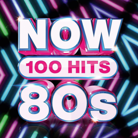 Now 100 Hits 80's. 5 CDs.