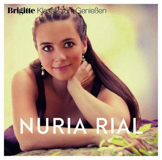 Nuria Rial. Brigitte Klassik zum Genießen. CD.