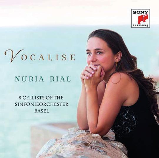 Nuria Rial. Vocalise. CD.