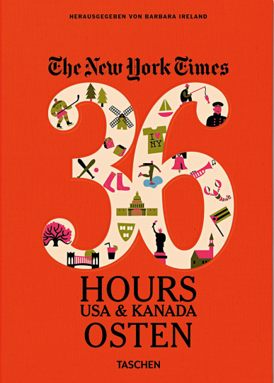 NYT. 36 Hours. USA & Kanada. Osten.