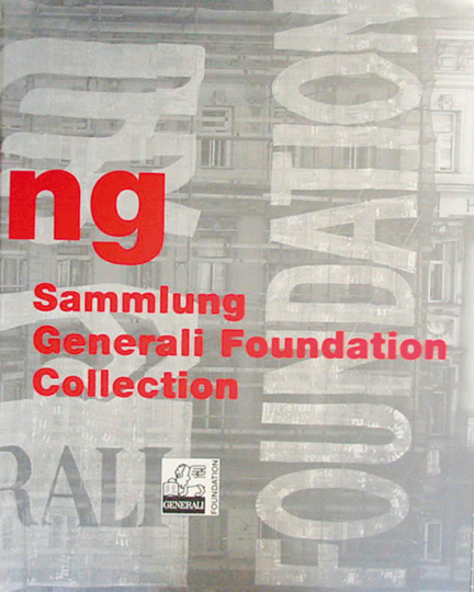 Occupying Space - Sammlung Generali Foundation.