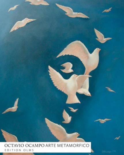 Octavio Ocampo. Arte Metamorfico Malerei.