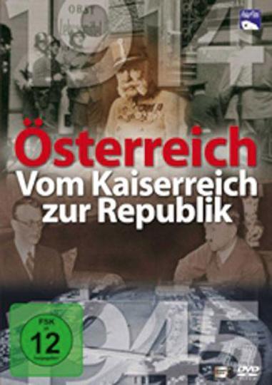 Vom Kaiserreich zur Republik. DVD.