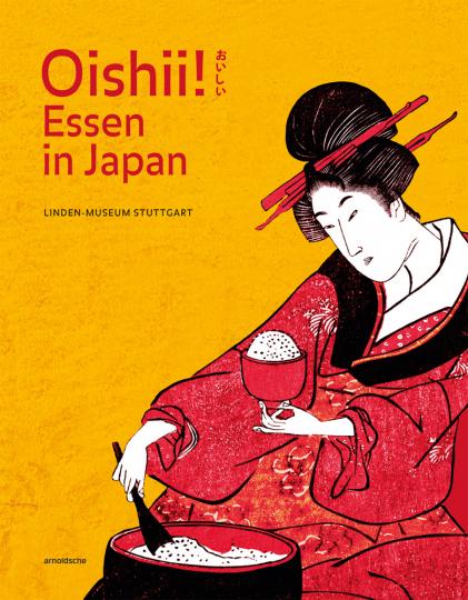 Oishii! Essen in Japan.