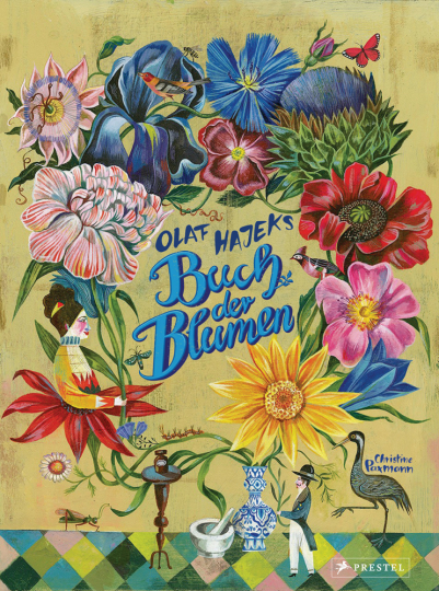 Olaf Hajeks Buch der Blumen.