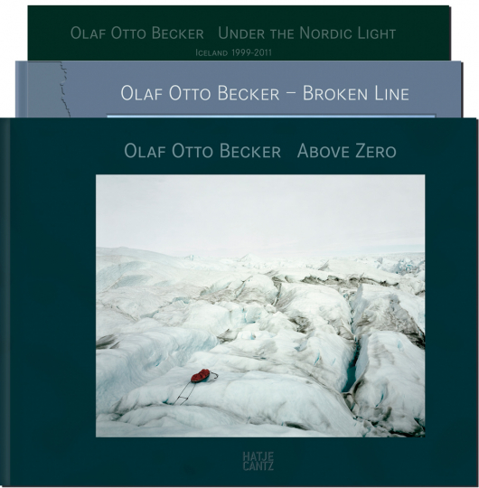 Olaf Otto Becker-Set: Broken Line, Above Zero, Under the Nordic Light.