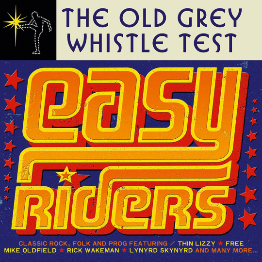 Old Grey Whistle Test: Easy Riders. 3 CDs.