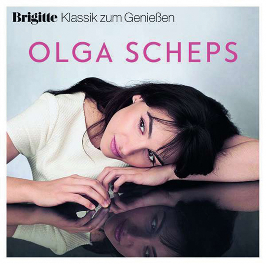 Olga Scheps. Brigitte Klassik zum Genießen. CD.