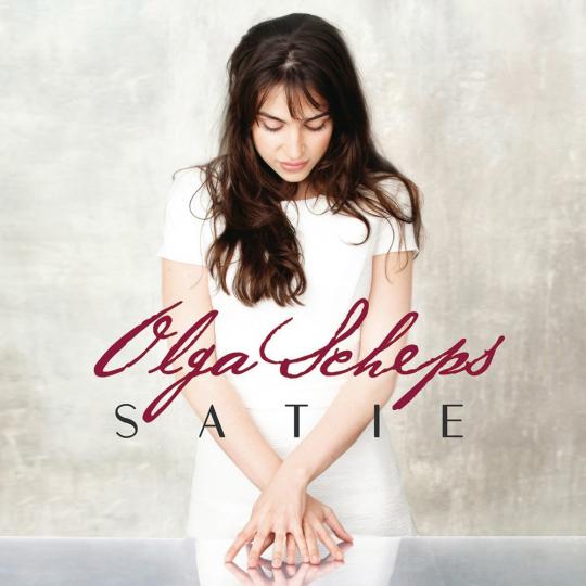 Olga Scheps. Satie. CD.