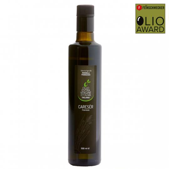 Olivenöl Francesco Mandelli, Carèser 0,5 l.