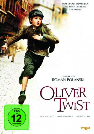 Oliver Twist. DVD.