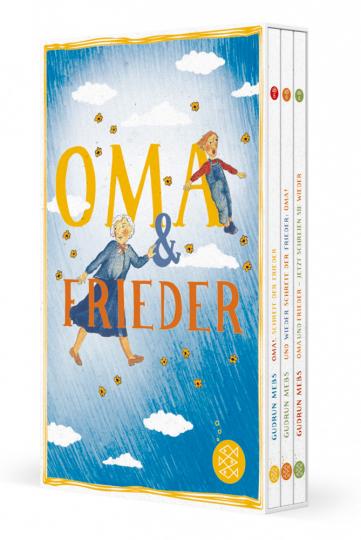 Oma und Frieder - 3 Bände im Schuber