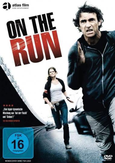 On The Run. DVD.