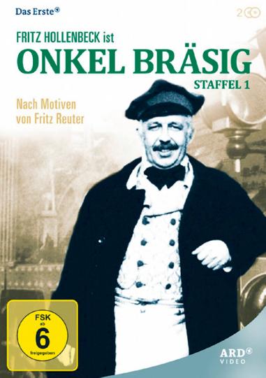 Onkel Bräsig 2 DVDs