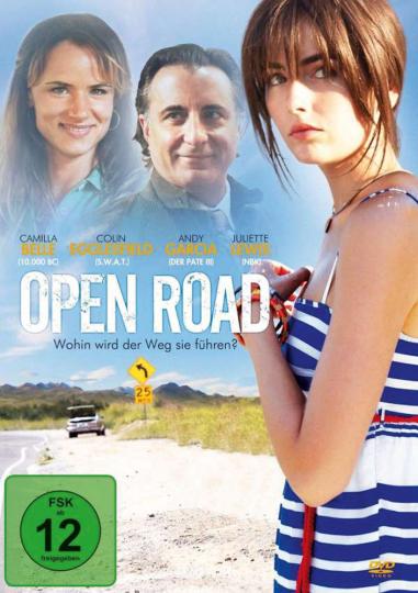 Open Road. DVD.