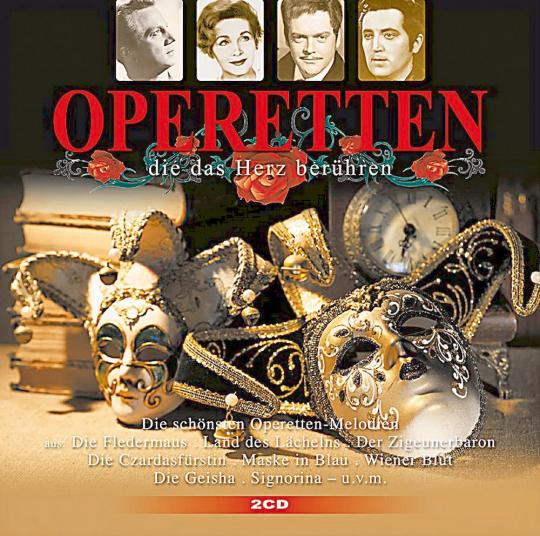 Operettengala 2 CDs