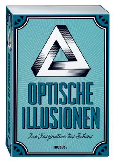 Optische Illusionen. Die Faszination des Sehens.