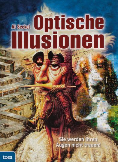 Optische Illusionen. Sie werden Ihren Augen nicht trauen!