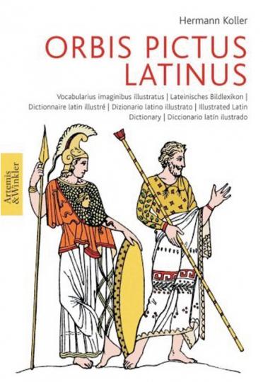 Orbis pictus latinus. Lateinisches Bildlexikon.
