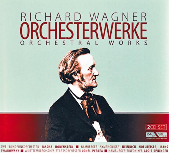 Orchesterwerke 2 CDs
