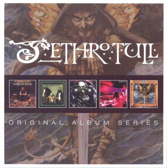 Jethro Tull. Original Album Series. 5 CDs.
