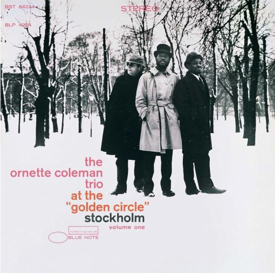 Ornette Coleman. At The Golden Circle Stockholm Vol. 1 (Rudy Van Gelder Remasters). CD.