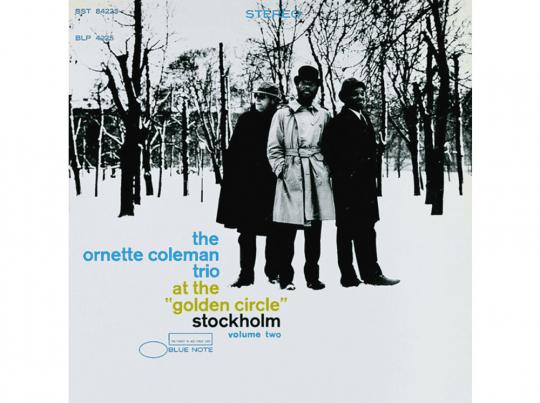 Ornette Coleman. At The Golden Circle Stockholm Vol. 2 (Rudy Van Gelder Remasters). CD.