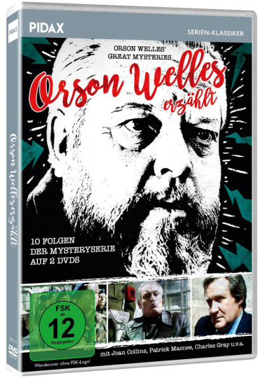 Orson Welles erzählt. 2 DVDs.