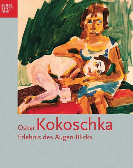 Oskar Kokoschka - Erlebnis des Augen-Blicks. Aquarelle und Zeichnungen