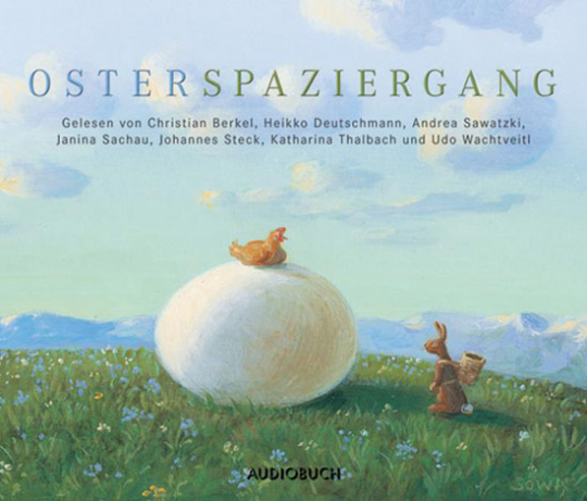 Osterspaziergang.