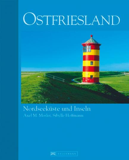 Ostfriesland. Nordseeküste und Inseln.