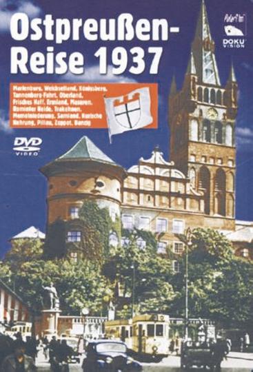Ostpreußen Reise 1937 DVD